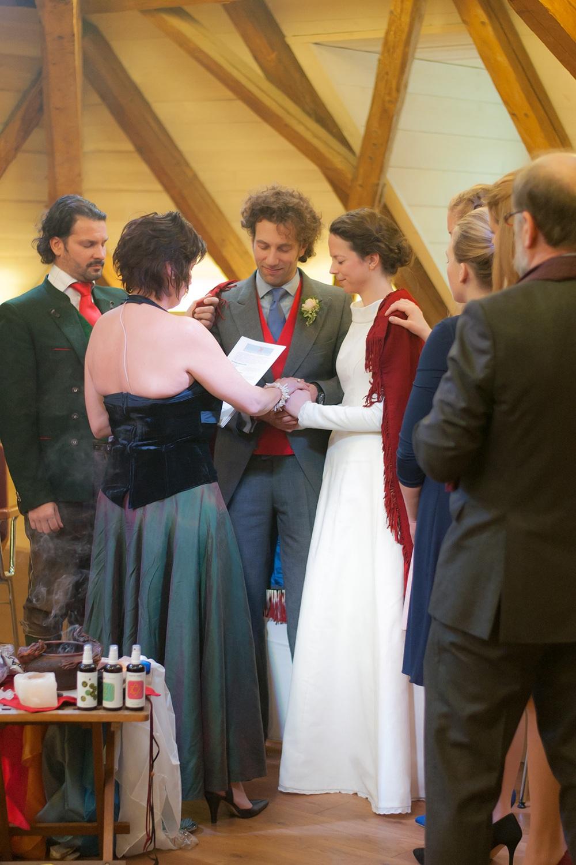 Schamanisch Christlich Judische Hochzeit Wirkende Kraft
